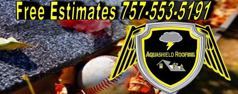 Aquashield Roofing Company 757 553 5191 Chesapeake Norfolk